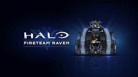 Halo Fireteam Raven Arcade Experience Reveal Trailer