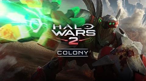 Halo Wars 2 Colony ViDoc - Hunt or be Hunted