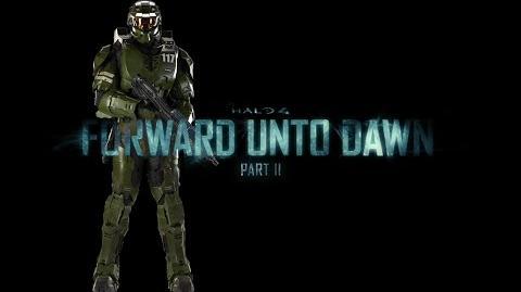 Halo 4 Forward Unto Dawn - Parte II Español Latino
