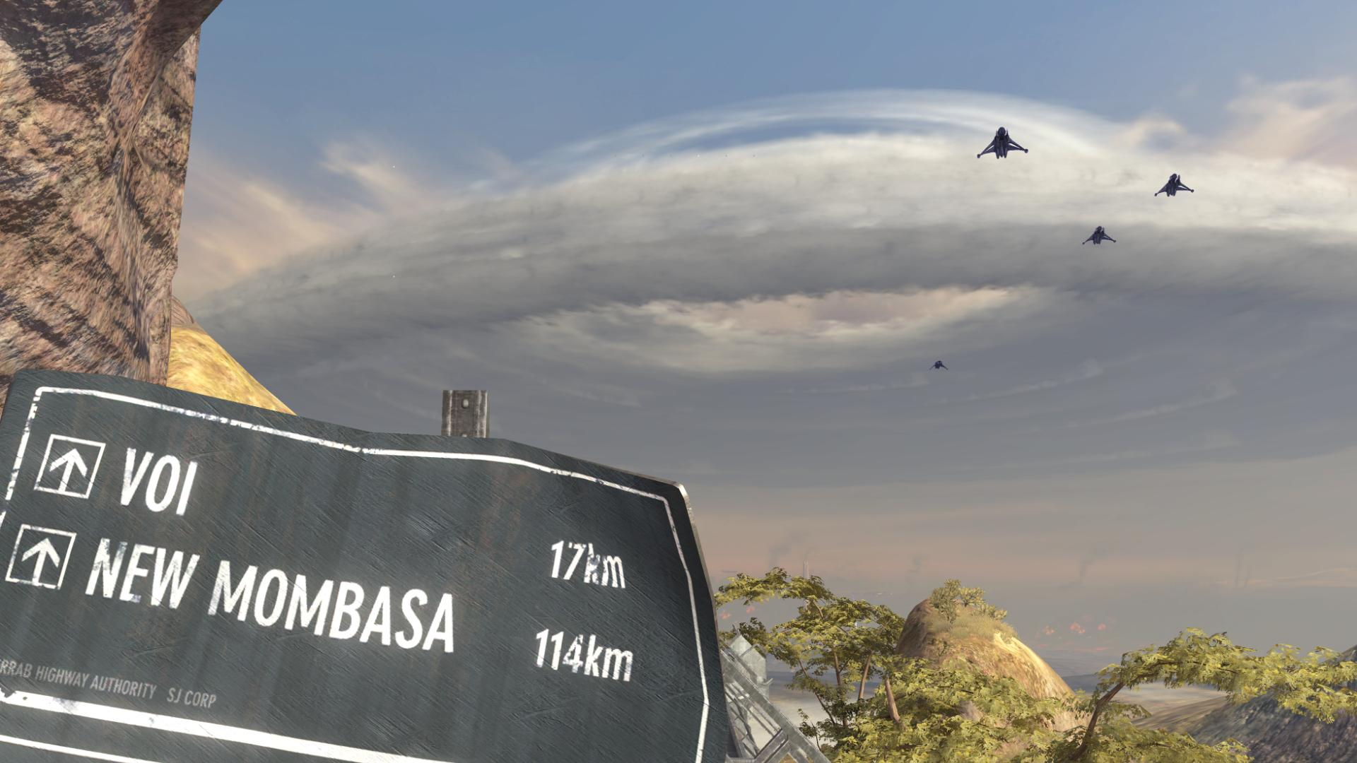 Tsavo Highway | Halo Alpha | FANDOM powered by Wikia