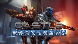 Halo 4 Castle-Kartenpaket