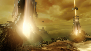 Halo 4 Line Installation 9-12 Wreckage