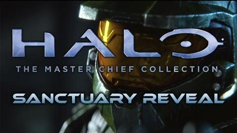 Halo The Master Chief Collection - Sanctuary Reveal 1080p