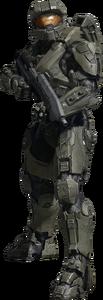 John-117 Halo 4 Render