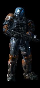 Halo-ring Spartan