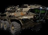 Plataforma Móvil de Armas Anti-Aéreas Ultra Pesada M510