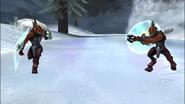 Halo Combat Evolved — Chacales en la nieve