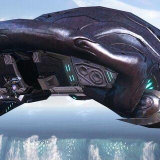 Un Phantom in Halo 3