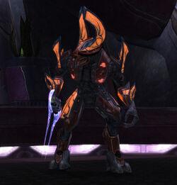Halo 2 elite honor guard
