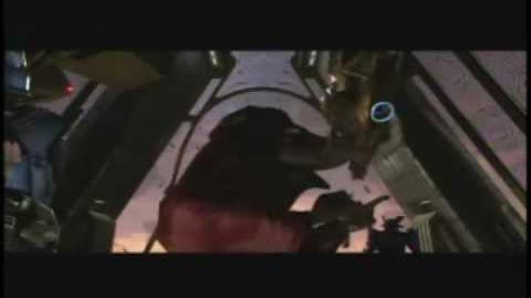 Halo 3 Glitch - Alternate Cutscene On The Covenant