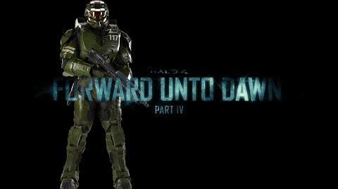 Halo 4 Forward Unto Dawn - Parte IV Español Latino