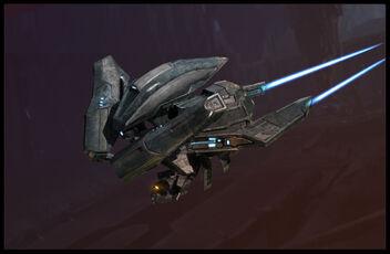 Sentinella Halo Wars