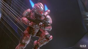 Thruster Pack Halo 5