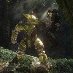 Brute Capitano Maggiore in Halo 3
