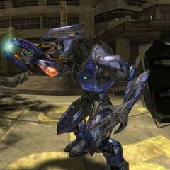 Elite soldato in Halo 2