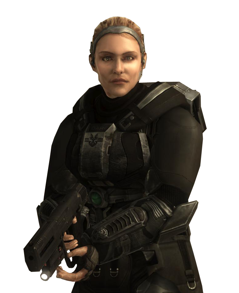 Veronica Dare | Halo Alpha | FANDOM powered by Wikia