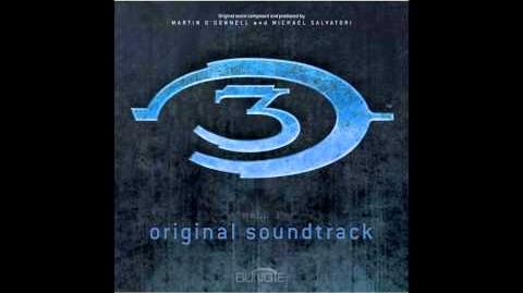 Halo 3 Disc 2 OST 13 Choose Wisely