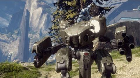 Halo 4 Mantis Official Trailer (HD)
