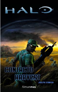 Halo Contacto Harvest