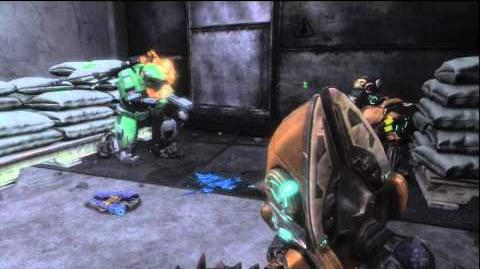 Halo Reach Talking Grunt Easter Egg (HD)
