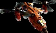 Nightingale render HW2