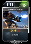 Blitz - UNSC - Sargento Johnson - Unidad - Veterano mantis