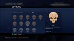 H3 Tilt Skull