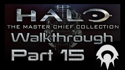 Halo-Metropolis Walkthrough