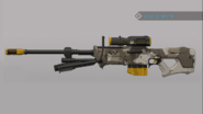Rifle Francotirador Linda H5G