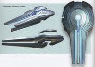 Artillería Forerunner Z-8250 Concept