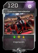 Blitz - Desterrados - Decimus - Unidad - Guerrero Merodeador