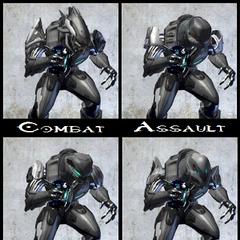 Le varie armature elite sbloccabili in Halo 3