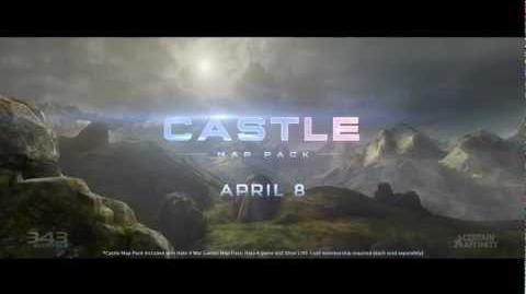 Halo 4 Castle Map Pack Trailer