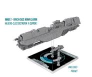 Halo Fleet Battles Hallberd y Epoch