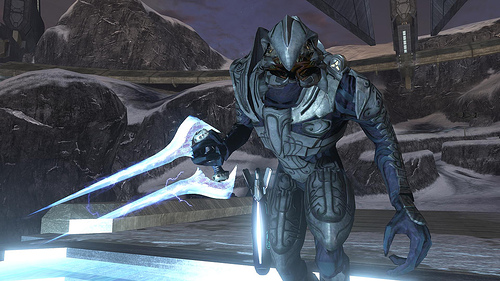 The Arbiter's Halo 3 Armor IS GOLD! | Halo Universe | Forums