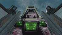 Saber Cockpit