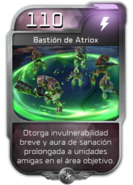 Blitz - Desterrados - Atriox - Poder - Bastión de Atriox