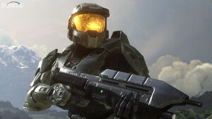 Halo 3 Campaign Real
