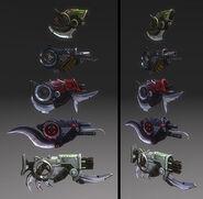 Actualizaciones De Armas MMORPG 02