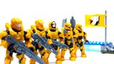 Fireteam eagle-megablocks