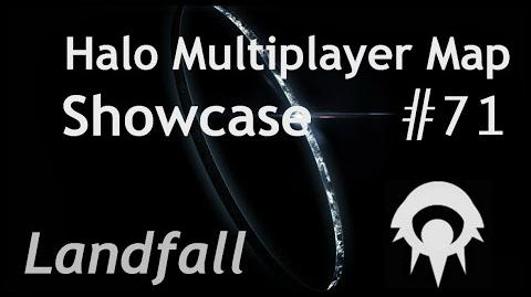 Halo Multiplayer Maps -71 - Halo 4- Landfall