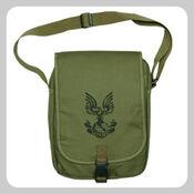 UNSC Canvas Messenger Bag Small