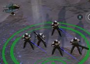 Escuadrón Sunray gameplay 2 HW2