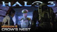 Halo 3 PC Walkthrough - Mission 2 CROW'S NEST (Sub ITA)