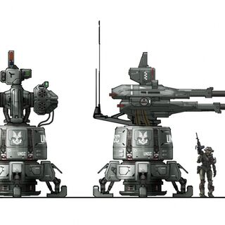 Ein frühes Konzept der M71