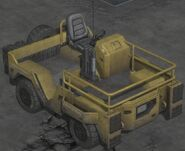 Tractor de Mercancías HR