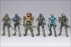 CP Reach Noble Team Figures