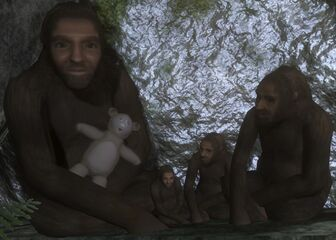 Familia de monos H3