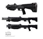 HR Concept M45Shotgun