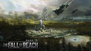 Halo The Fall of Reach serie